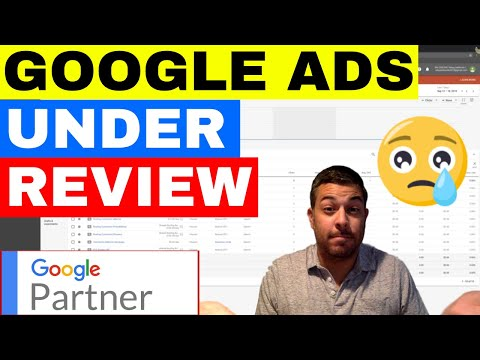 Adwords Under Review | What Does It Mean And What To Do Next ❓❓❓
