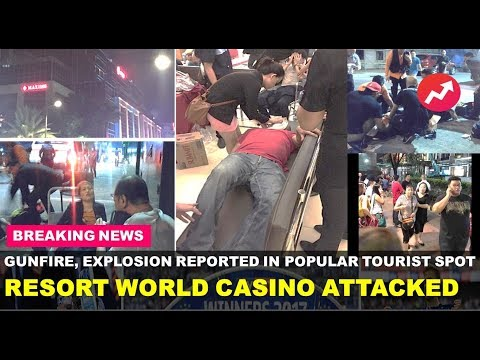 Resort World Casino in Manila Philippines Attacked