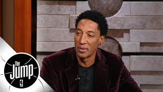 Scottie Pippen: Blake Griffin not making type of impact Pistons need | The Jump | ESPN
