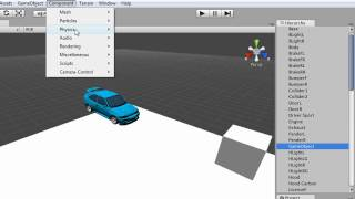 #3 Game Tutorial Unity3D - WheelCollider