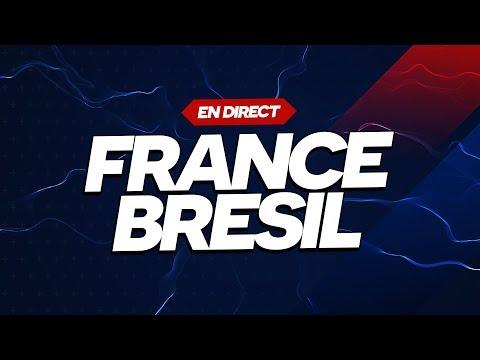 🔴 [ LIVE ] FRANCE - BRESIL // CDM FEMININE // Club House