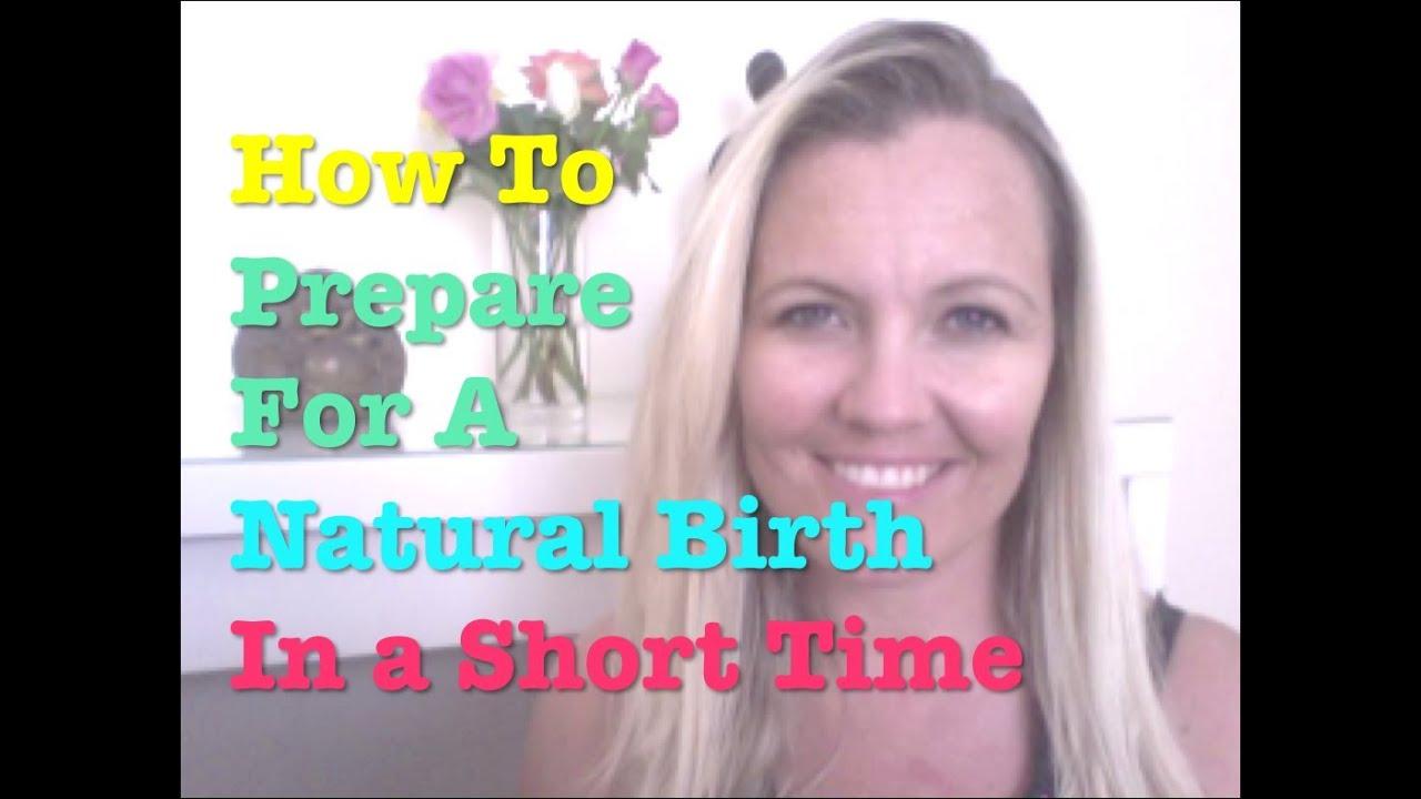 how to prepare vagina for birth