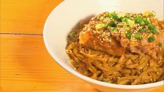 東張西望 | 煮一碗上乘蝦子麵 背後功夫非常多