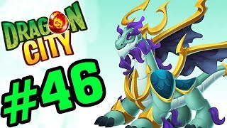 DRAGON CITY - AQUA KING DRAGON - GAME NÔNG TRẠI RỒNG #46