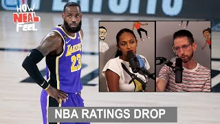 NBA Ratings Drop   How Neal Feel podcast (Ep 76)