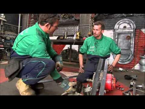 Scrapheap Challenge - Season 10 Episode 7 - Rocket Railway