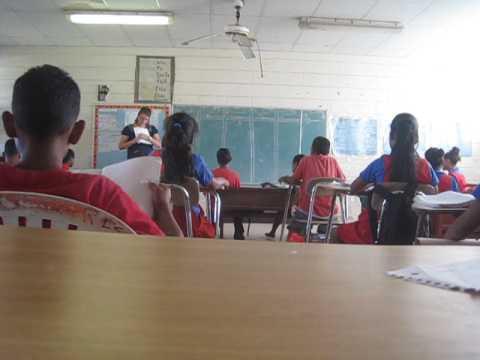Beth Ann Kopay Marshall Island Teaching Sample