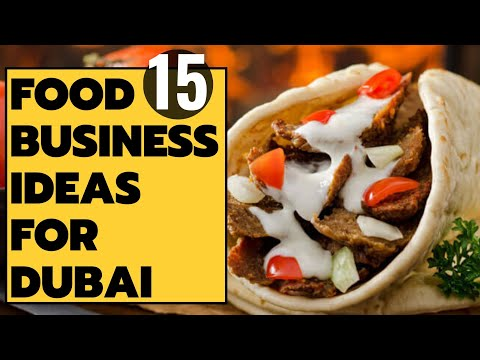 Top 15 Small Food Business Ideas In Dubai - Make 2,00,000 AED Per Month