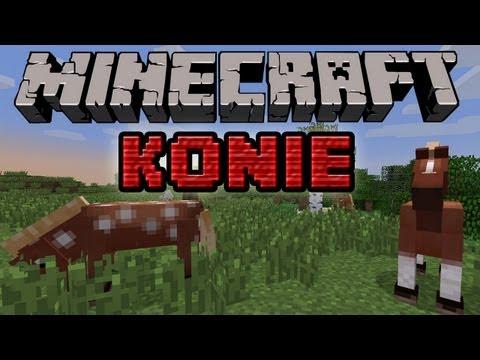 Minecraft 1.6.2 - Konie: Pełny Przegląd oraz Opis Mob'a !