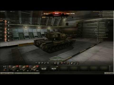 World of Tanks - T29 Tier 7 Heavy Tank - Ding!