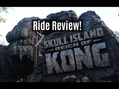 Universal Skull Island Review