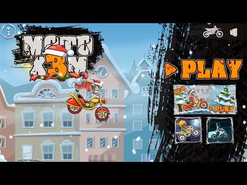 MOTO X3M Bike Racing Game - New Update levels 1 - 10 Gameplay Walkthrough Part 10 (iOS, Android)