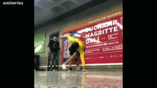 Bboy LiL G practice (RedBull BCone Allstars)  Venezuela