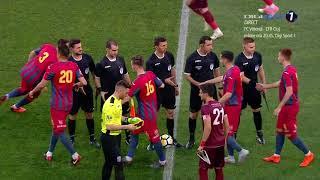 Romania Liga 4-a CSA Steaua vs Rapid Bucuresti - Atmosfera 14/4/2018 Full HD
