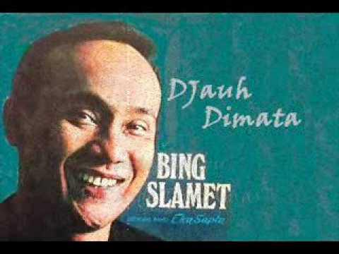 Djauh Dimata - Bing Slamet  (P'Dhede Ciptamas).wmv