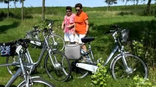 fietsen rond Bredene