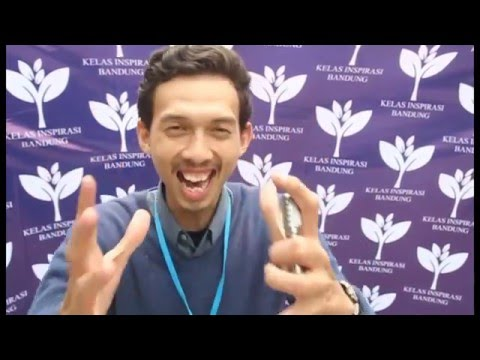 Kelas Inspirasi Bandung #4 - SDN Griya Bumi Antapani 5