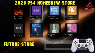 PS4 Homebrew Store - Future PS4 Store 2020