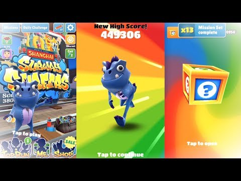Subway Surfers From The Beginning Episode Ten!