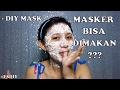 Cara mengecilkan pori-pori dan menghilangkan minyak diwajah - Diy Mask #FsDIY