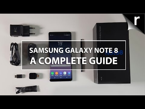 Samsung Galaxy Note 8: A complete guide