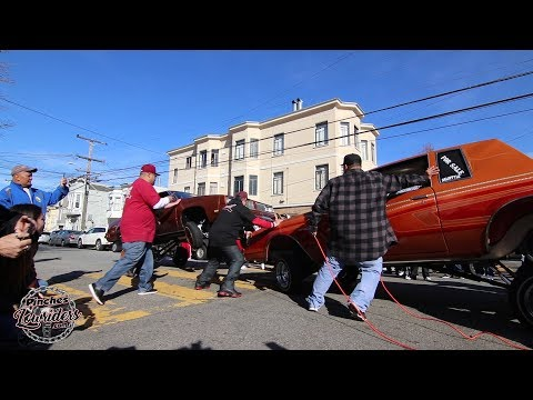 La Bendicion in San Francisco, Ca. 1st Cruise of 2018 1/27/2018