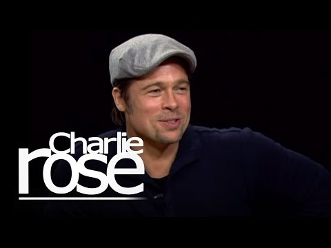 Brad Pitt's New Year's Eve Prank | Charlie Rose