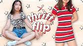 THRIFT FLIPback to school edition (no boys distracted) JENerationDIY