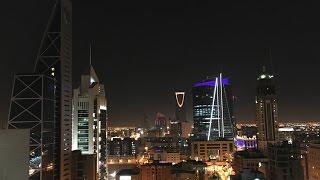 الرياض من اعلى برج الفيصلية riyadh from al faisaliah tower