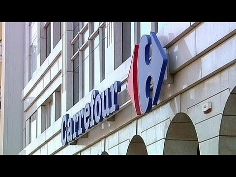 Carrefour profits from recovery plan - corporate