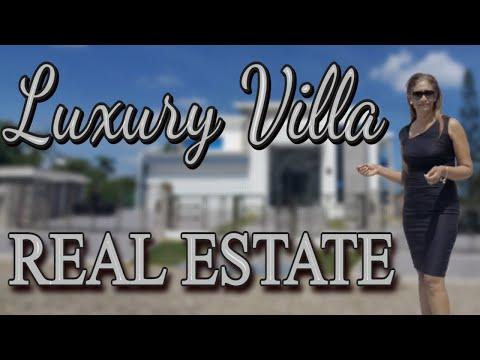 luxury villa real estate Stars Hills Puerto Plata Dominican Republic #luxuryvillarealestateStarsHill