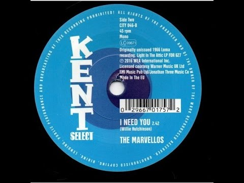 Unissued and unreleased Northern Soul