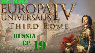 Tok plays EU4: Third Rome - Russia ep. 19 - Svea Rike
