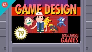 Game Design: Crash Course Games #19
