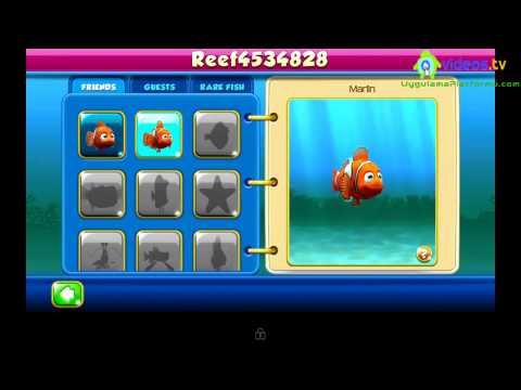 Android Nemo's Reef HD GamePlay