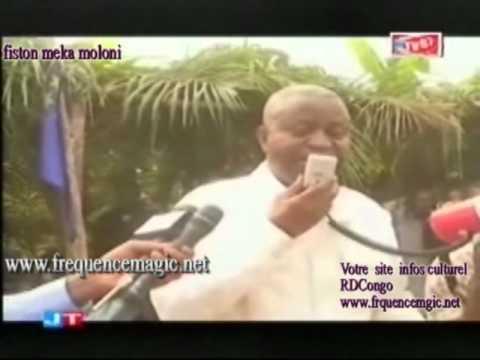 election 2011 RD Congo  qui est deriere qui ?