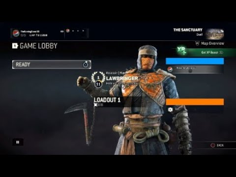 [FOR HONOR] Any Character Model On Any Character Glitch!