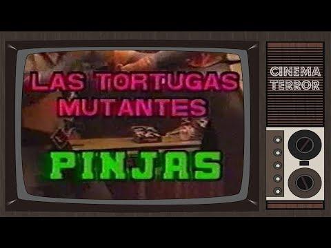 Las Tortugas Mutantes Pinjas (1991) - Movie Review