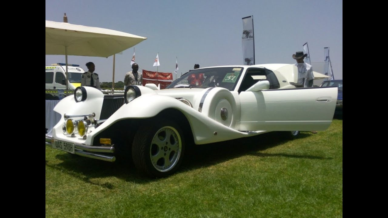 Stunning Classic And Vintage Car Show In Nairobi YouTube - Vintage car show