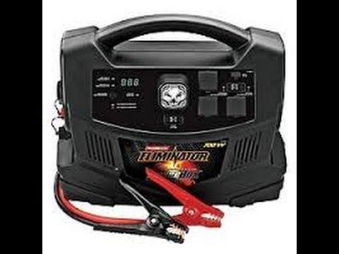 Eliminator 1000 Amps 700 Watt Powerbox With Solar Panel