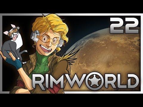 3 NEW PRISONER FRIENDS! - Rimworld with Twitch - #22