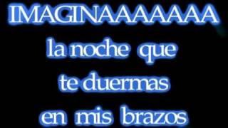Cristian Castro-Imagina(letra)