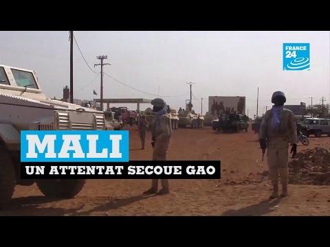 MALI - Un violent attentat secoue Gao