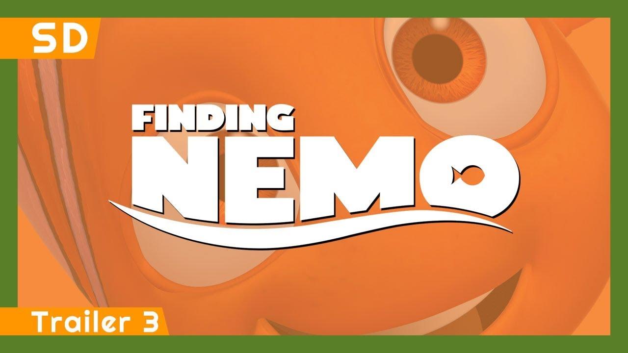 Finding Nemo (2003) Trailer 3