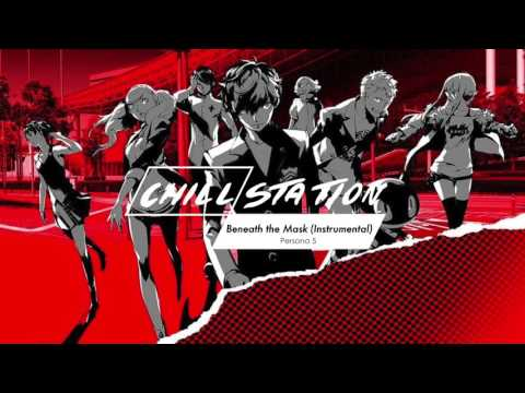 Persona 5 - Behind the Mask (Instrumental)
