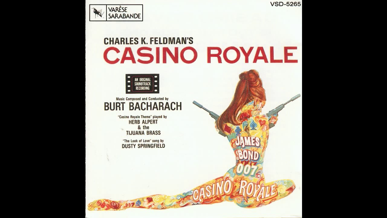 the look of love casino royale soundtrack