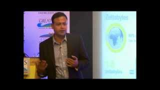 Great Lakes Knowledge Series - TURN BIG DATA INTO BIG ADVANTAGE By Mr  Anirban Dey, MD, SAP India.