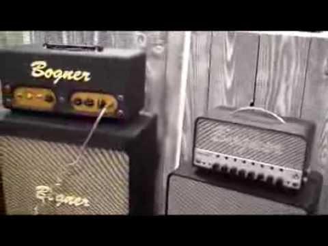 BOGNER - NAMM 2014 - TMNtv Booth Tour