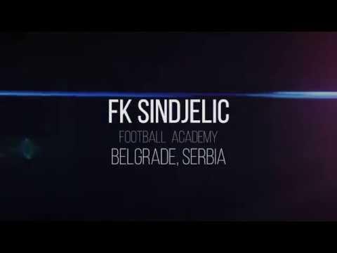 FK Sindjelic Belgrade Under 13 Boys