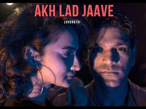 Akh Lad Jaave | Love Yatri | Aastha X Ashwin Choreography